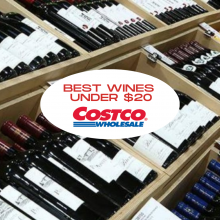 Best Costco Wines Under $20